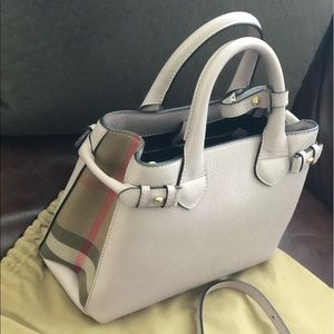 Burberry Small Banner Bag